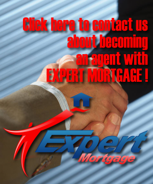 become a mortgage agent with EXPERT MORTGAGE